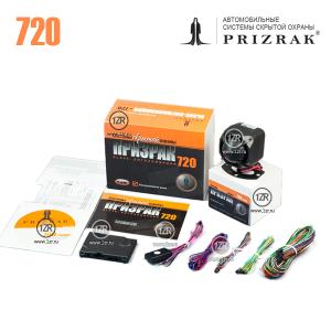 Автосигнализация Prizrak 720 Slave