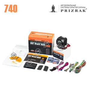 Автосигнализация Prizrak 740 Slave
