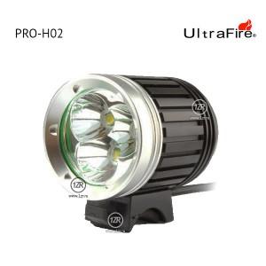 Велосипедная фара UltraFire PRO-H02