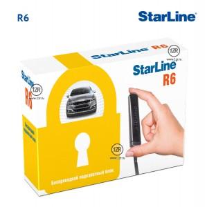 Реле блокировки StarLine R6