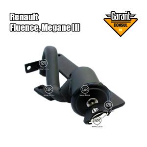 Замок на КПП Гарант Консул 33011.R для Renault Fluence 1-е пок. (2010-) и Megane III 3-е пок. (2009-) М5 R-назад