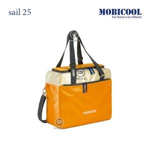 Изотермическая сумка Mobicool sail 25 оранжевая