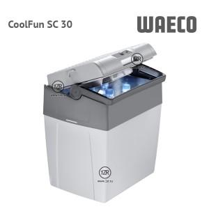 Термоэлектрический автохолодильник Waeco CoolFun SC 30
