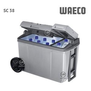Термоэлектрический автохолодильник Waeco CoolFun SC 38