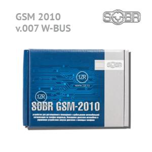 GSM-модуль Sobr GSM 2010 v.007 W-BUS/GPS
