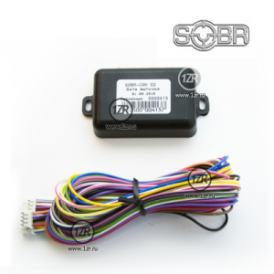 CAN-модуль Sobr CAN 02