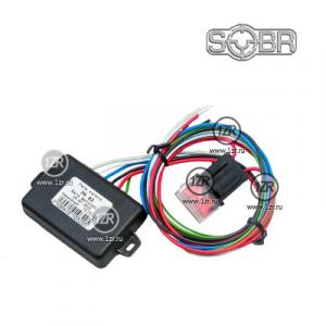 Модуль управления замком капота Sobr PK-03