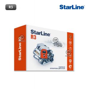 Модуль управления электрозамком капота StarLine R3
