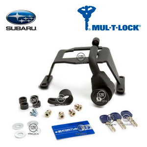 Замок КПП MUL-T-LOCK 1096 для Subaru Impreza (2007-2008), механика 5