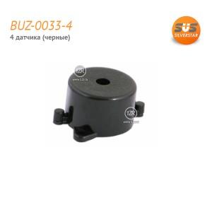 Парктроник SVS BUZ-0033-4 (черные датчики)