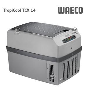 Термоэлектрический автохолодильник Waeco TropiCool TCX-14
