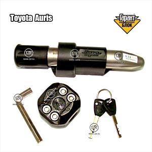 Замок на рулевой вал Гарант Блок Люкс 049.E для Toyota Auris (2013-)