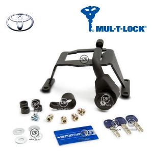 Замок КПП MUL-T-LOCK 2043/A для Toyota Highlander (2010-2013), типтроник