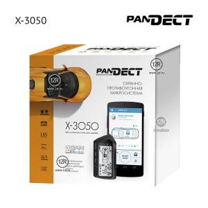 Автосигнализация Pandect X-3050